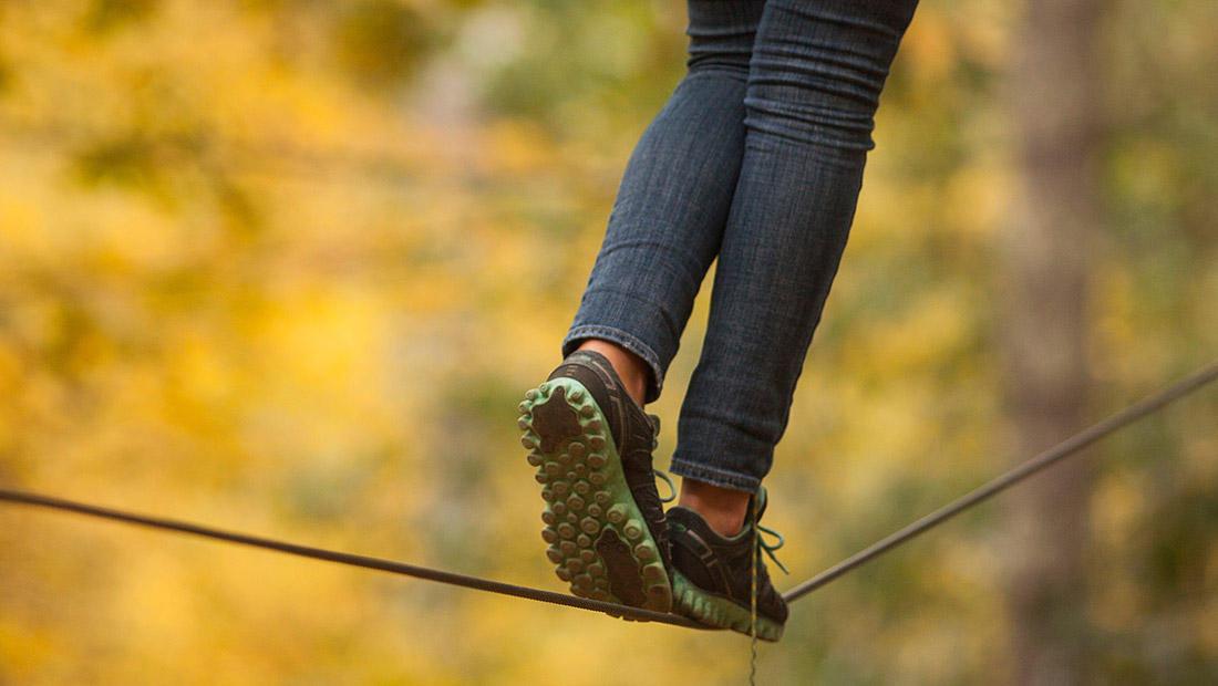 Mindset - Moves to improve your balance